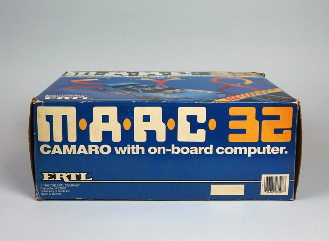MARC 32 Camaro - Ertl (1986) BOX