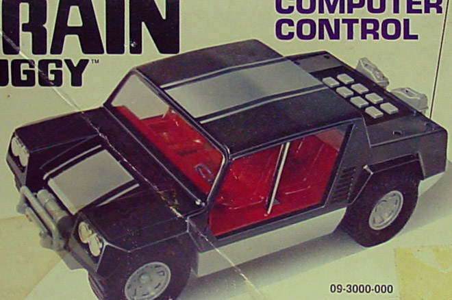 Brain Buggy - Fun Dimensions (1979) BOX