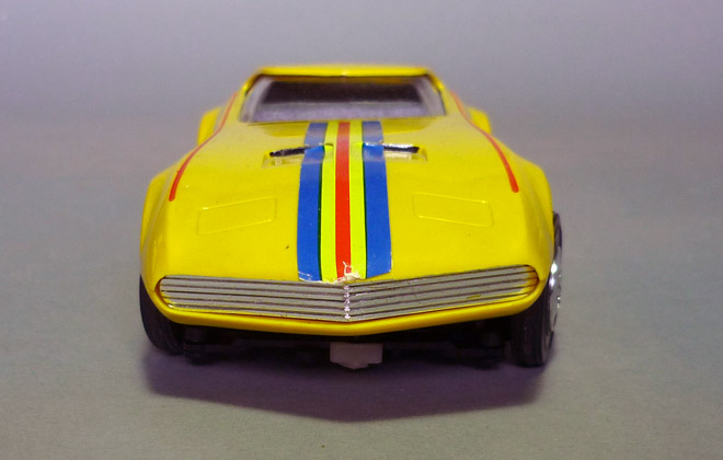 Chrysler Charger III - Hasbro (1969)