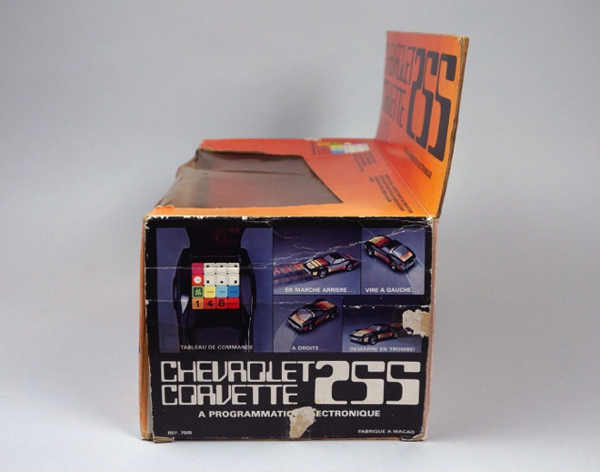 Chevrolet Corvette 255 - LJN (1980) BOX
