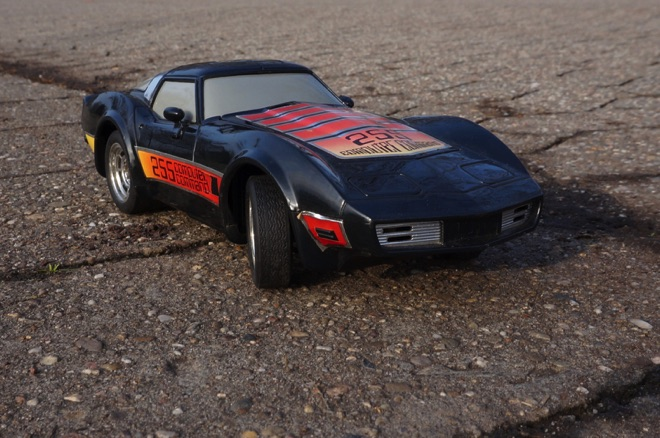 Chevrolet Corvette 255 - LJN (1980)